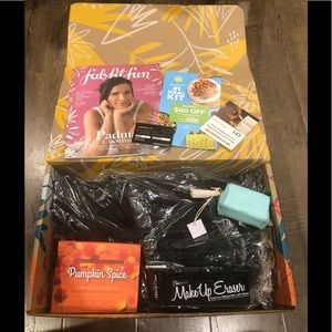 Brand New Fab Fit Fun Fall 2020 Box